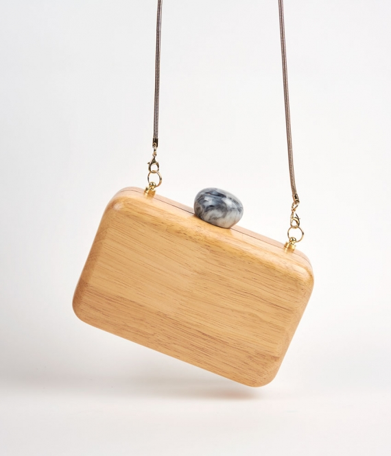 Clutch madera inclinado