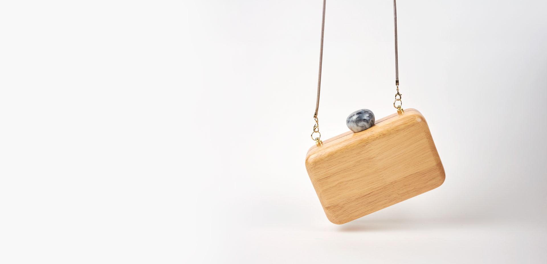 Clutch madera cabecera
